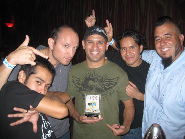 2010 Dallas Observer Award